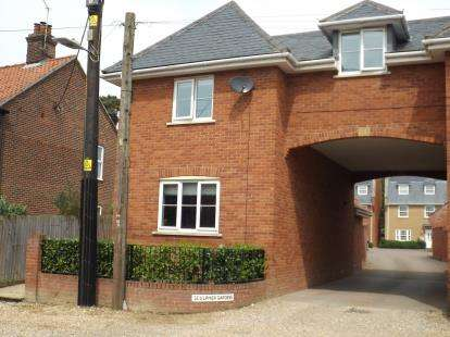 3 Bedrooms Semi Detached House for sale in Gladstone Road, Fakenham