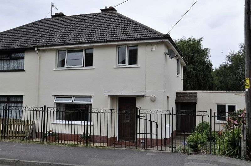 3 Bedrooms Semi Detached House for sale in Westfield Close, Bristol