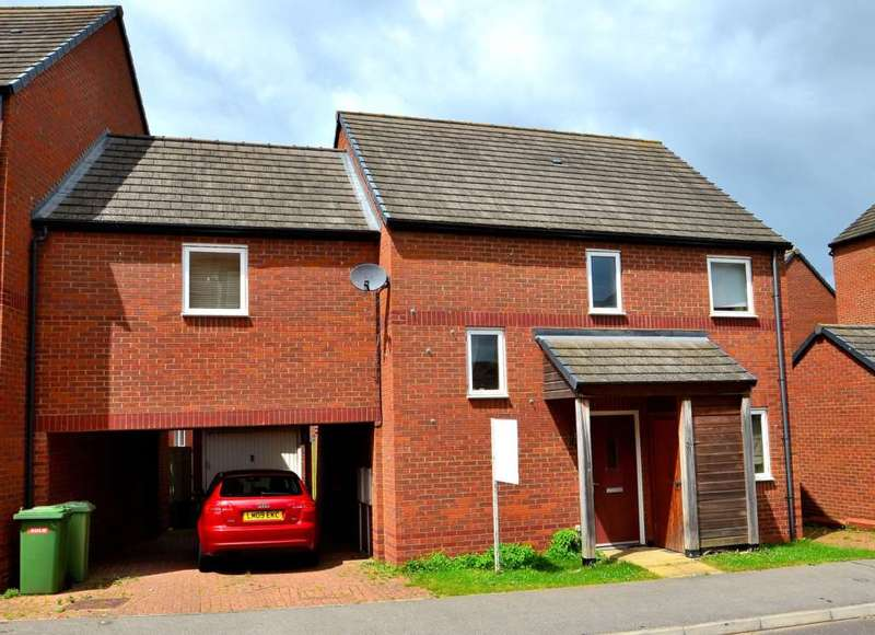 4 Bedrooms Link Detached House for sale in Turneys Drive, Wolverton Mill