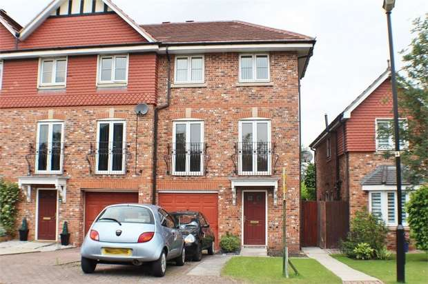 4 Bedrooms Town House for sale in Covertside Road, Scarisbrick, Southport, Lancashire