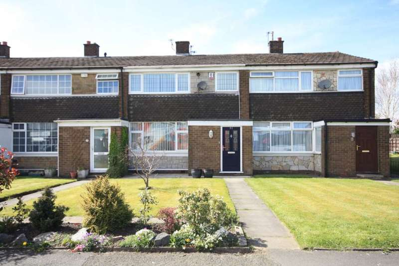 3 Bedrooms Terraced House for sale in Parr Lane, Bury