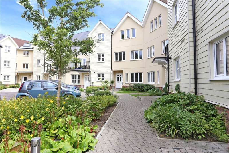 4 Bedrooms Terraced House for sale in Springfield Park Gate, Horsham, West Sussex, RH12