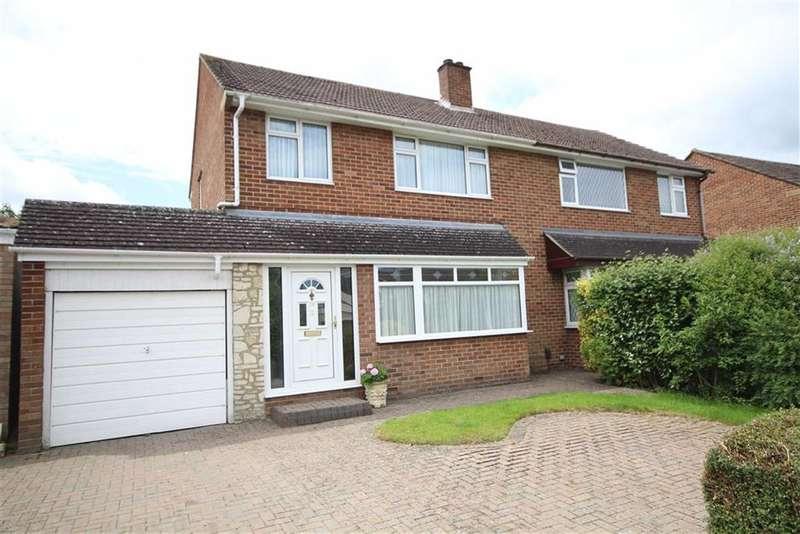 3 Bedrooms Property for sale in Thames Avenue, Greenmeadow, Swindon