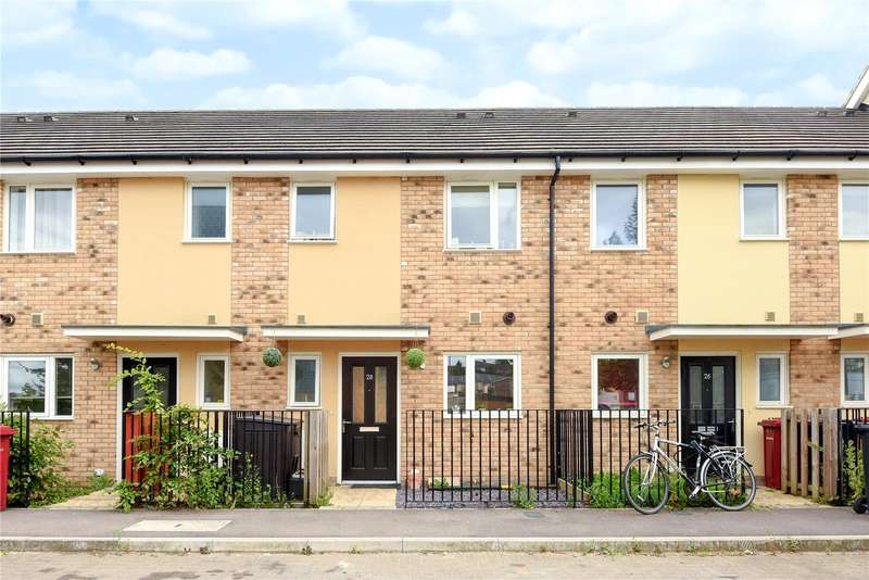 3 Bedrooms Terraced House for sale in Glenmore Place, Tilehurst, Reading, Berkshire, RG30