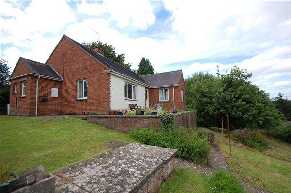 3 Bedrooms Detached Bungalow for sale in VINEY HILL