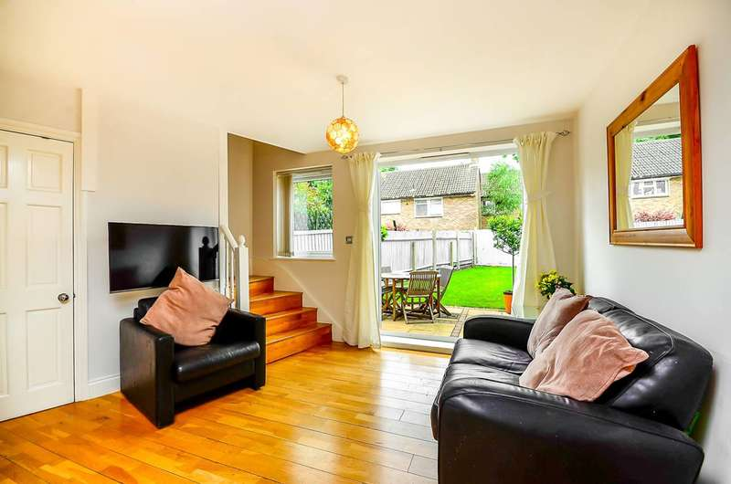 3 Bedrooms House for sale in Beaumont Road, West Hill, SW19
