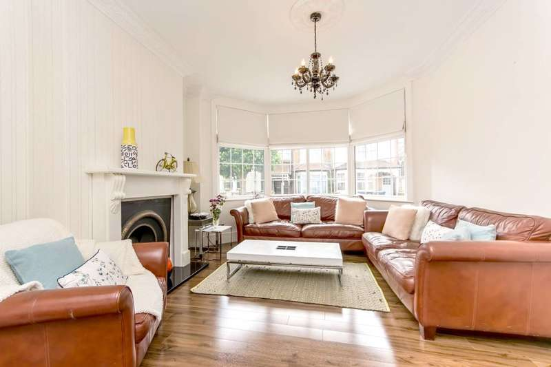 3 Bedrooms House for sale in Churchfield Avenue, North Finchley, N12