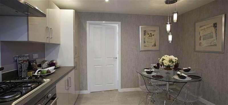 3 Bedrooms Property for sale in The Kepwick, Limehurst Village, Rowan Tree Road, Oldham, OL8