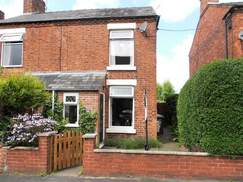 3 Bedrooms Property for sale in New Street, Haslington, Crewe