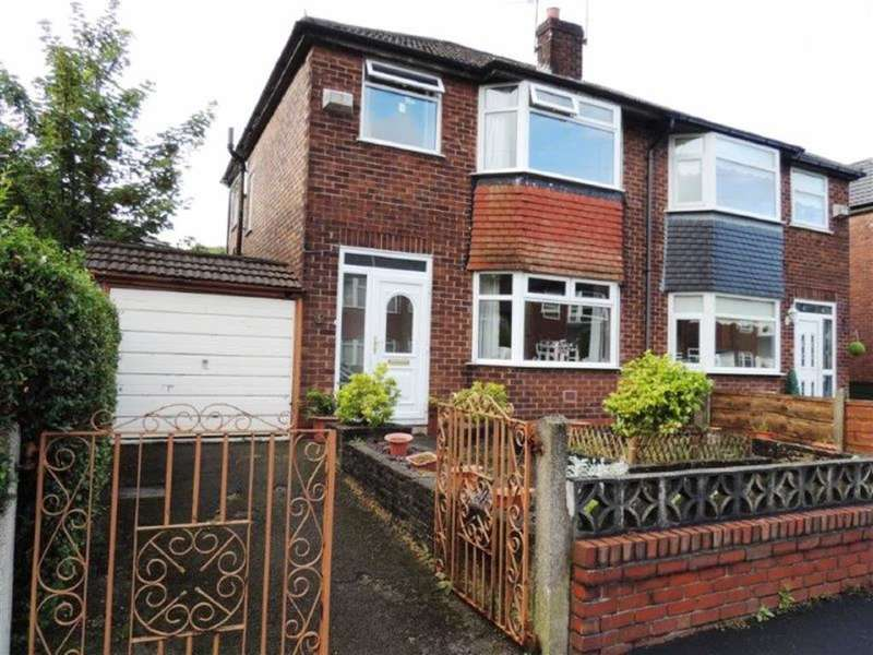 3 Bedrooms Property for sale in Peebles Drive, Newton Heath, Manchester