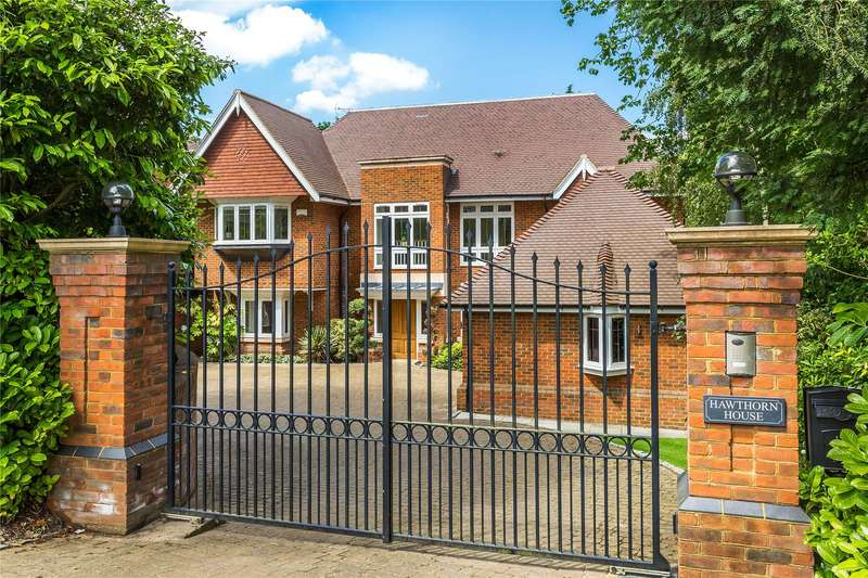 6 Bedrooms Detached House for sale in High Drive, Oxshott, Leatherhead, Surrey, KT22