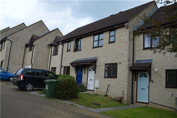 2 Bedrooms Property for sale in Delmont Grove, Stroud, Gloucestershire, GL5 1UN