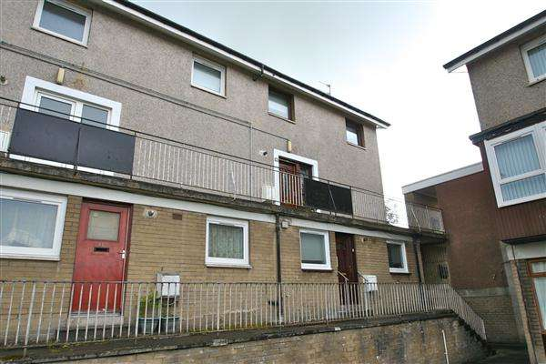 1 Bedroom Flat for sale in Cadoc Street, Cambuslang, Glasgow