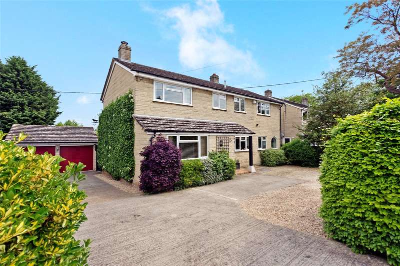 4 Bedrooms Detached House for sale in High Street, Charlton on Otmoor, Oxfordshire, OX5