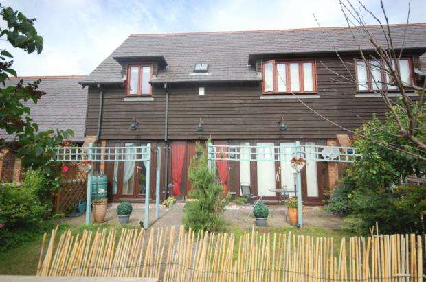 3 Bedrooms End Of Terrace House for sale in Ferndown, Dorset, BH22