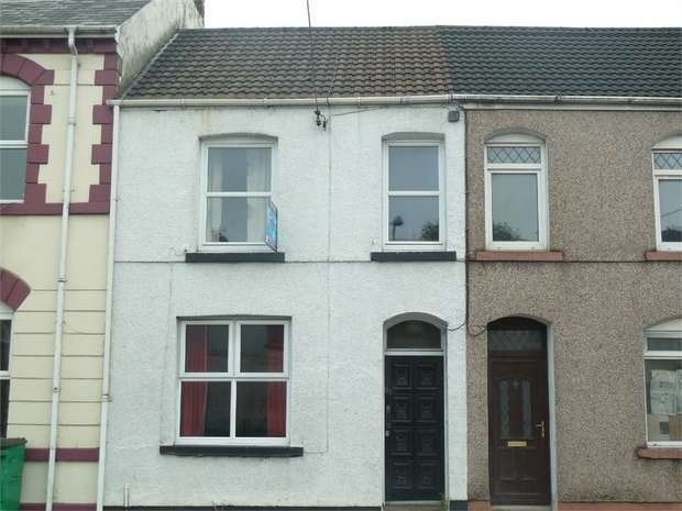 3 Bedrooms Terraced House for sale in Bethania Street, Maesteg, Maesteg, Mid Glamorgan