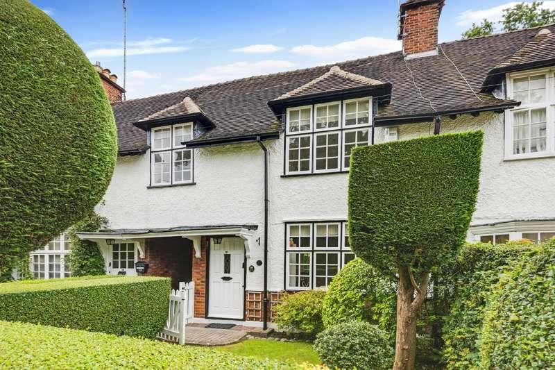 3 Bedrooms House for sale in Oakwood Road, Hampstead Garden Suburb