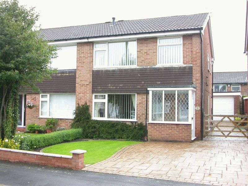 3 Bedrooms Semi Detached House for sale in POYNTON (MICAWBER ROAD)