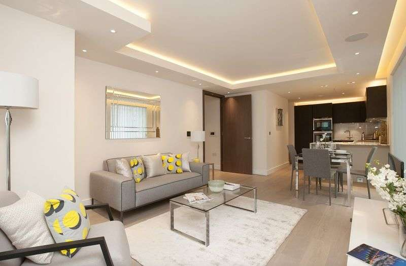 1 Bedroom Flat for sale in Jaeger House, Chelsea Creek, SW6