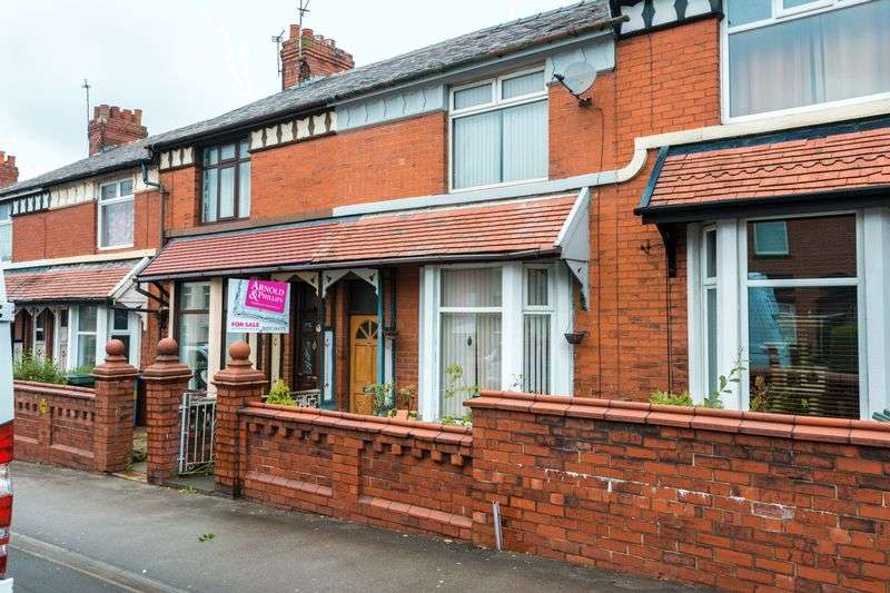 3 Bedrooms Terraced House for sale in Moor Road, Chorley