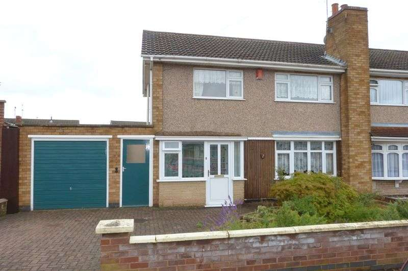 3 Bedrooms Semi Detached House for sale in Lincoln Drive, Fairfield Estate
