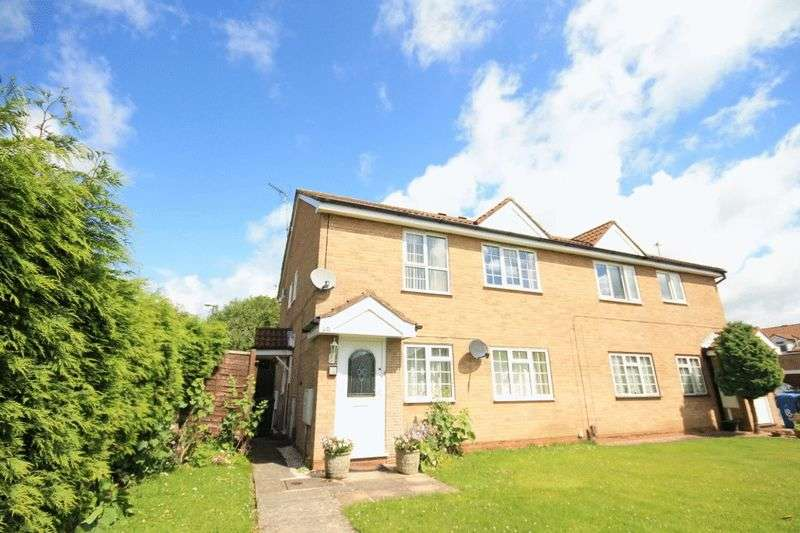 2 Bedrooms Flat for sale in MARSHAW CLOSE, MICKLEOVER