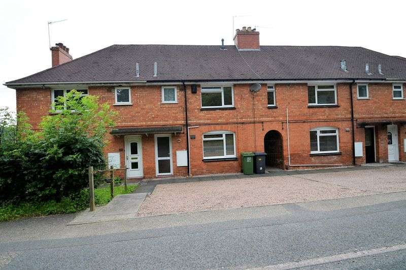 3 Bedrooms Terraced House for sale in Evesham Road, Crabbs Cross,