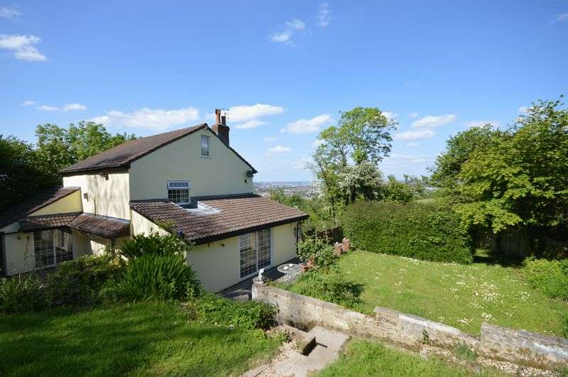 3 Bedrooms Detached House for sale in Broad Oak Hill, Bristol