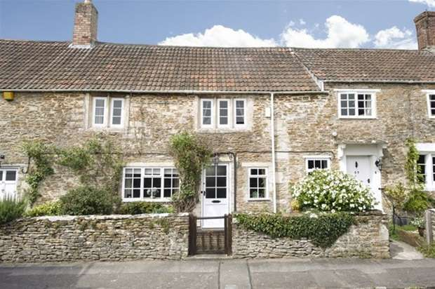 2 Bedrooms Terraced House for sale in Goose Street, Beckington, Frome