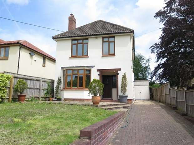 3 Bedrooms Detached House for sale in Milton Lane, Wells
