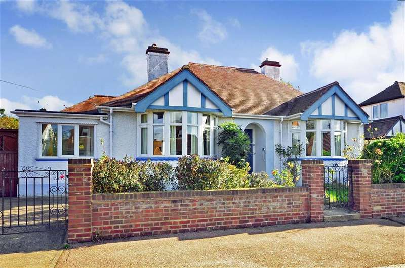 2 Bedrooms Bungalow for sale in Oakdale Road, Herne Bay, Kent