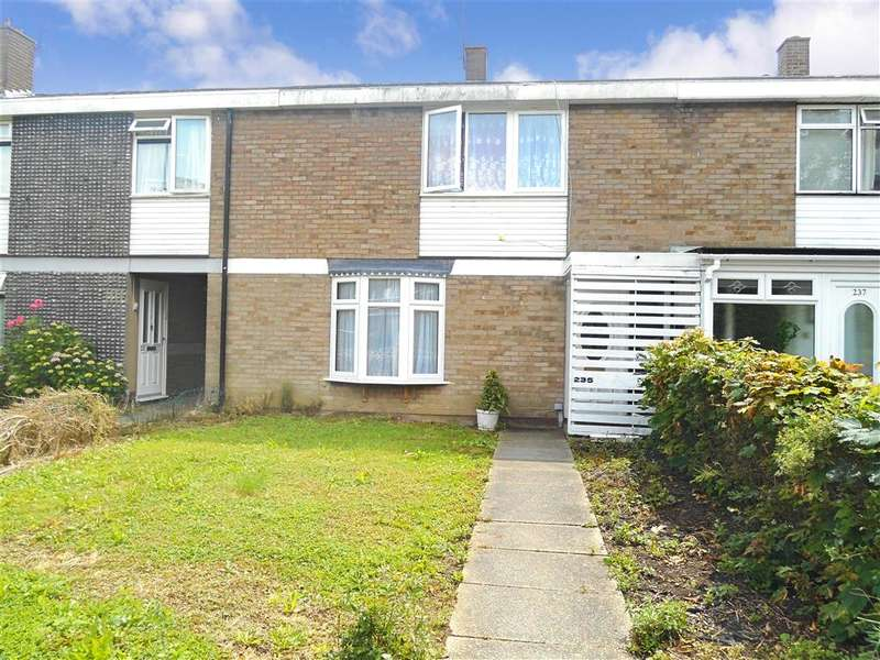 3 Bedrooms Terraced House for sale in Great Knightleys, Basildon, Essex