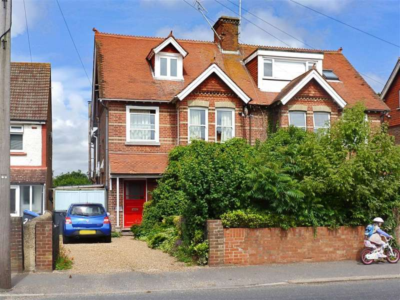 4 Bedrooms Semi Detached House for sale in Dominion Road, Worthing, West Sussex