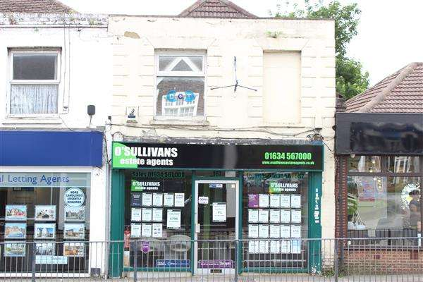 Commercial Property for sale in High Street, Strood, Strood