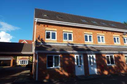 2 Bedrooms Flat for sale in Fareham, Hampshire