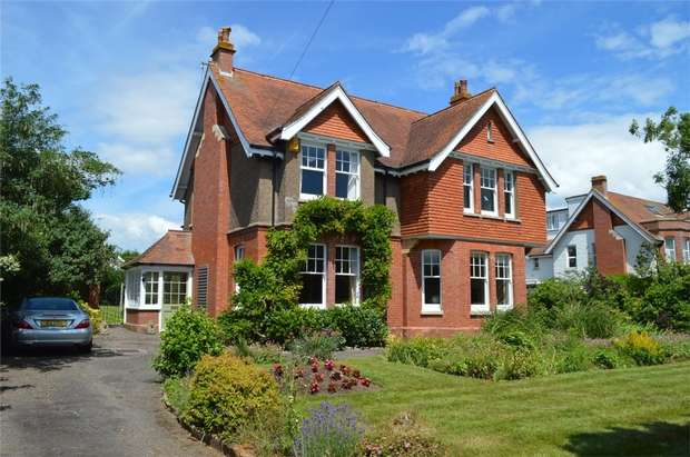 5 Bedrooms Detached House for sale in Cranford Avenue, EXMOUTH, Devon