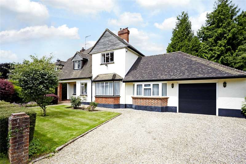 4 Bedrooms Detached House for sale in The Paddock, Westcott, Dorking, Surrey, RH4
