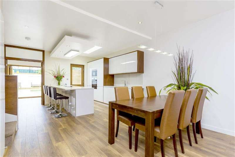 3 Bedrooms House for sale in Cavendish Road, Balham