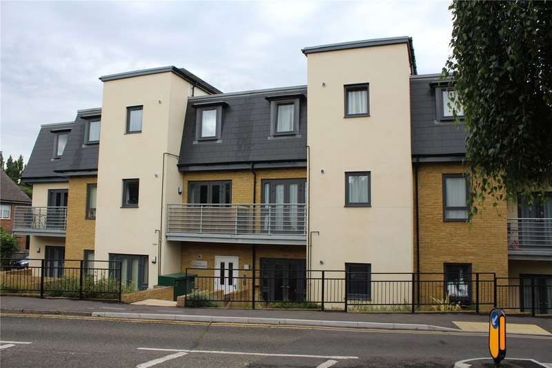 2 Bedrooms Flat for sale in Cozenton Point, Birling Road, Rainham, ME8