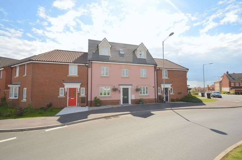 5 Bedrooms House for sale in Lord Nelson Drive, New Costessey