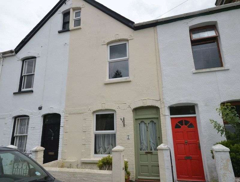 2 Bedrooms Terraced House for sale in Ledrah Road, St. Austell
