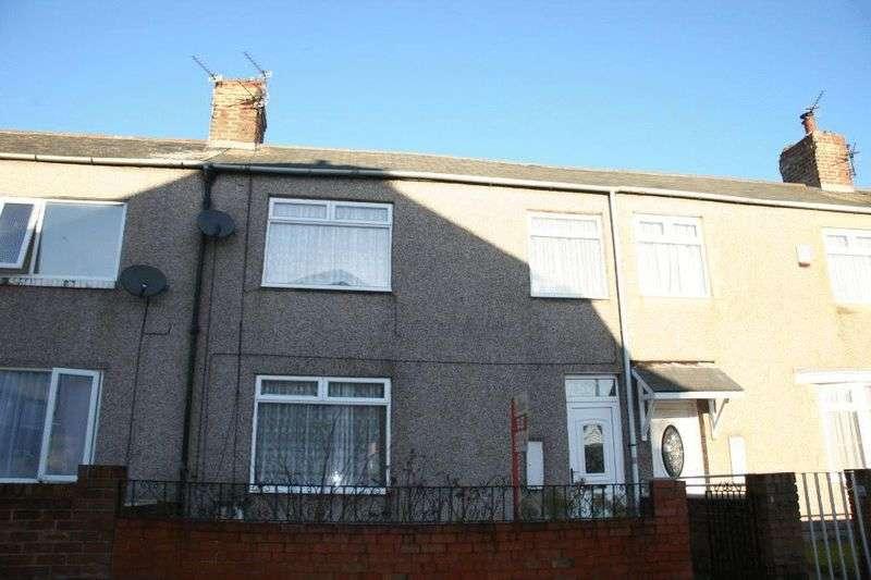 3 Bedrooms Terraced House for sale in Castle Terrace, Ashington