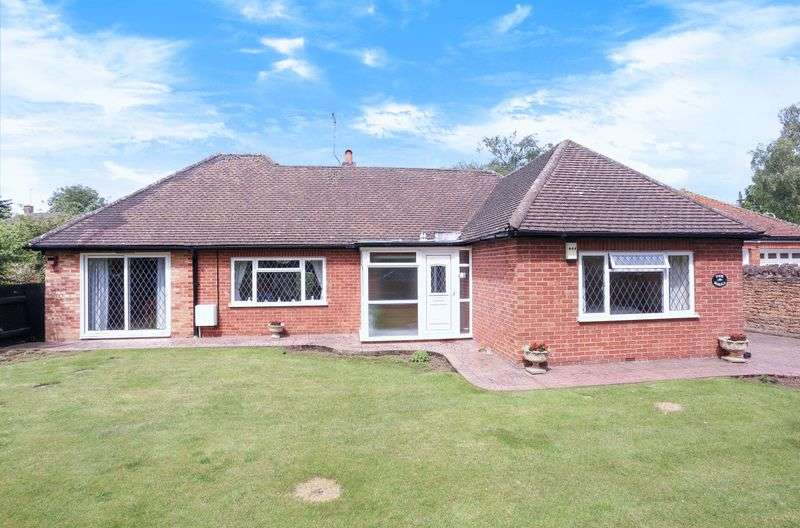 3 Bedrooms Detached Bungalow for sale in South Avenue, Abingdon