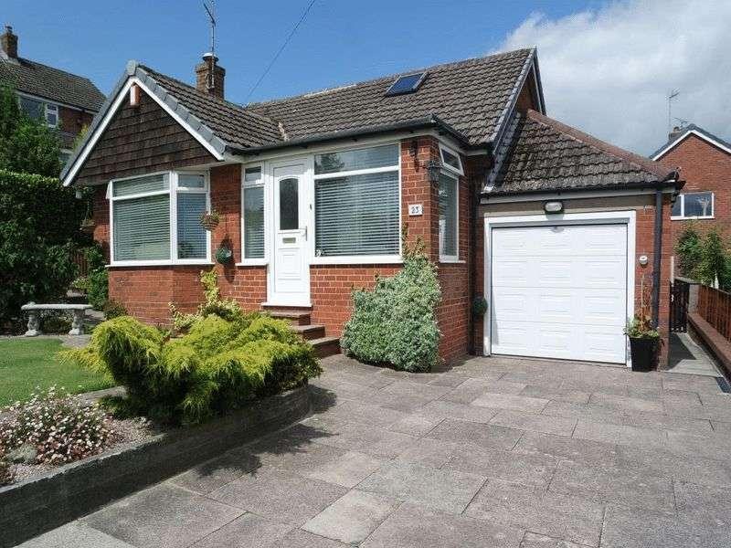 2 Bedrooms Detached Bungalow for sale in Golborn Avenue, Meir Heath, Stoke-On-Trent, ST3 7LT