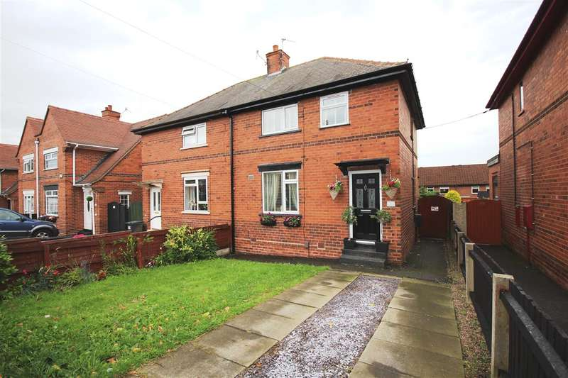 3 Bedrooms Semi Detached House for sale in Greenwood Avenue, Ilkeston