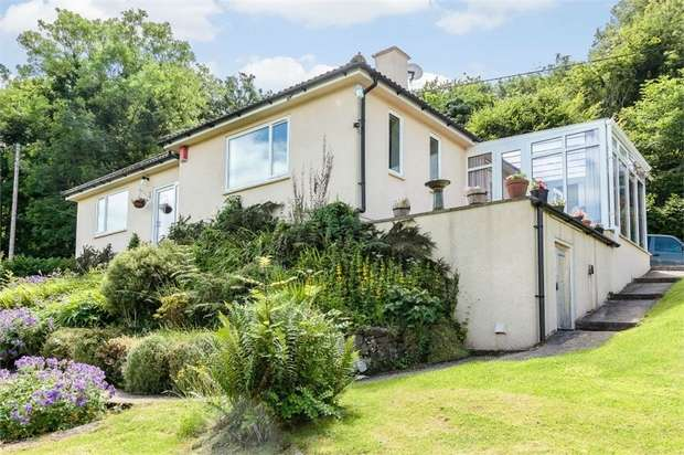 5 Bedrooms Detached House for sale in Jacks Green, Sheepscombe, Stroud, Gloucestershire
