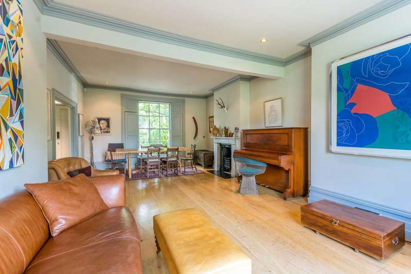 4 Bedrooms Terraced House for rent in De Beauvoir Road, De Beauvoir Town, N1