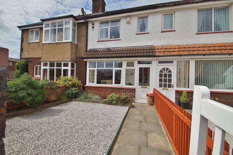 2 Bedrooms Terraced House for sale in Palmerston Road, Southport