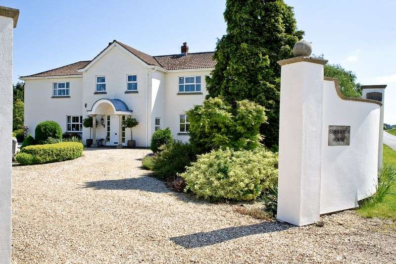 5 Bedrooms Detached House for sale in Budleigh House, East Ferry Road, Susworth, Scunthorpe
