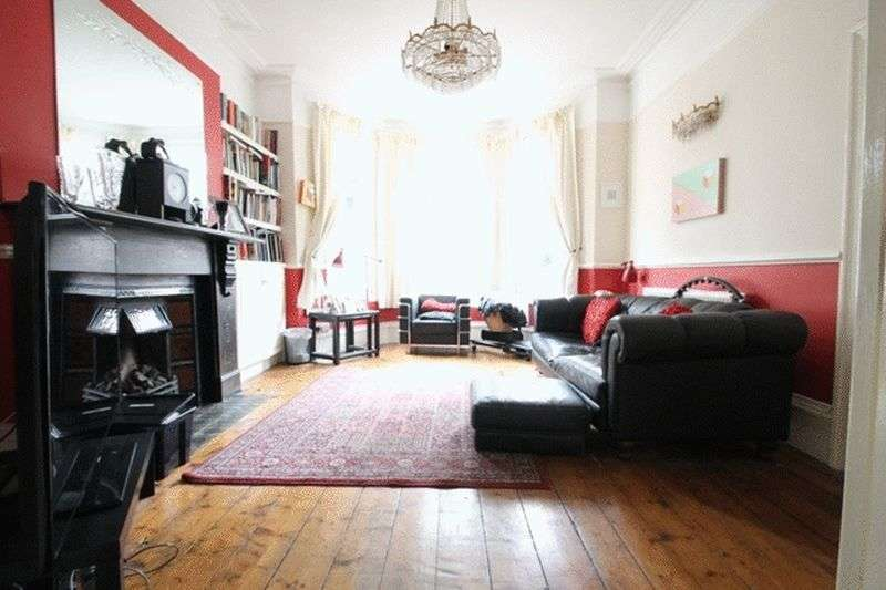 4 Bedrooms Terraced House for sale in Glaserton Road, London